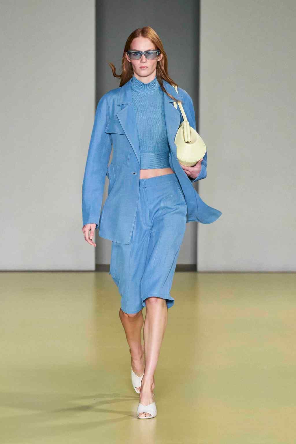 La guía de estilo que debes seguir la próxima primavera-verano 2021 la tiene Ferragamo