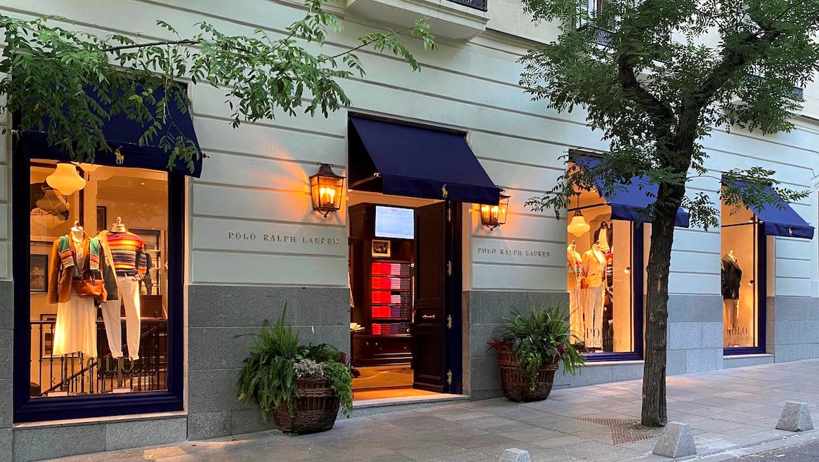 Polo Ralph Lauren abre su primera tienda en Madrid