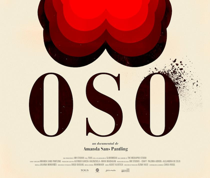 TOUS presentará 'OSO' en el Festival de Cine de San Sebastián