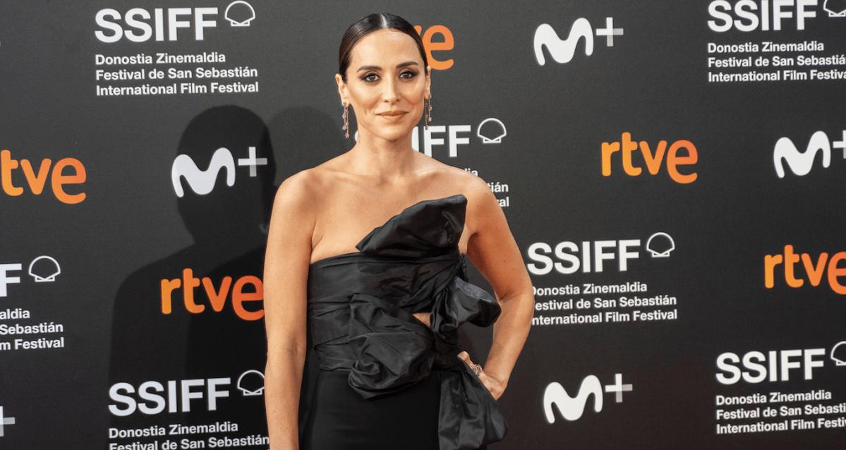 Tamara Falcó debuta (y triunfa) en la alfombra roja del Festival de San Sebastián con un mono de fiesta que vas a querer ya