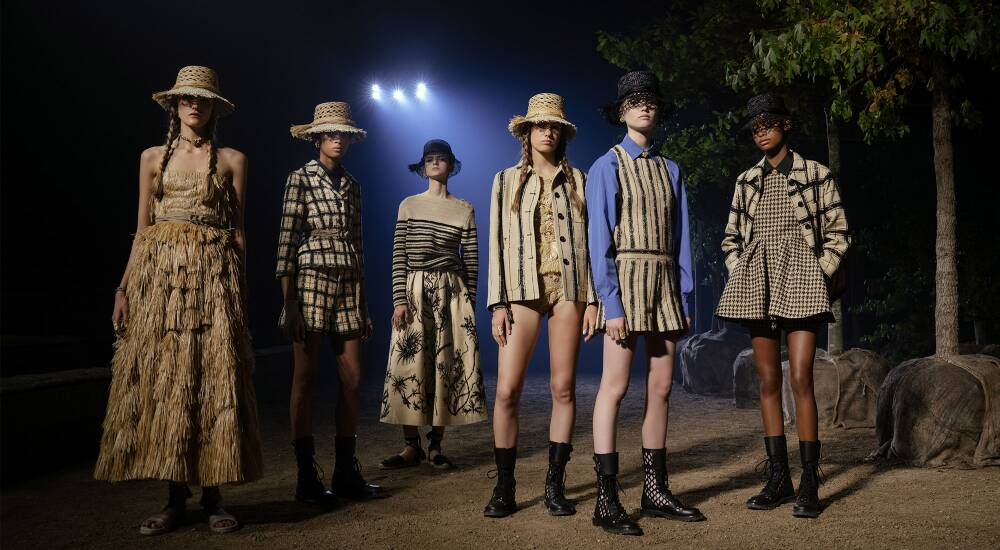 Dior transmitirá en directo por Tik Tok su colección primavera-verano 2021