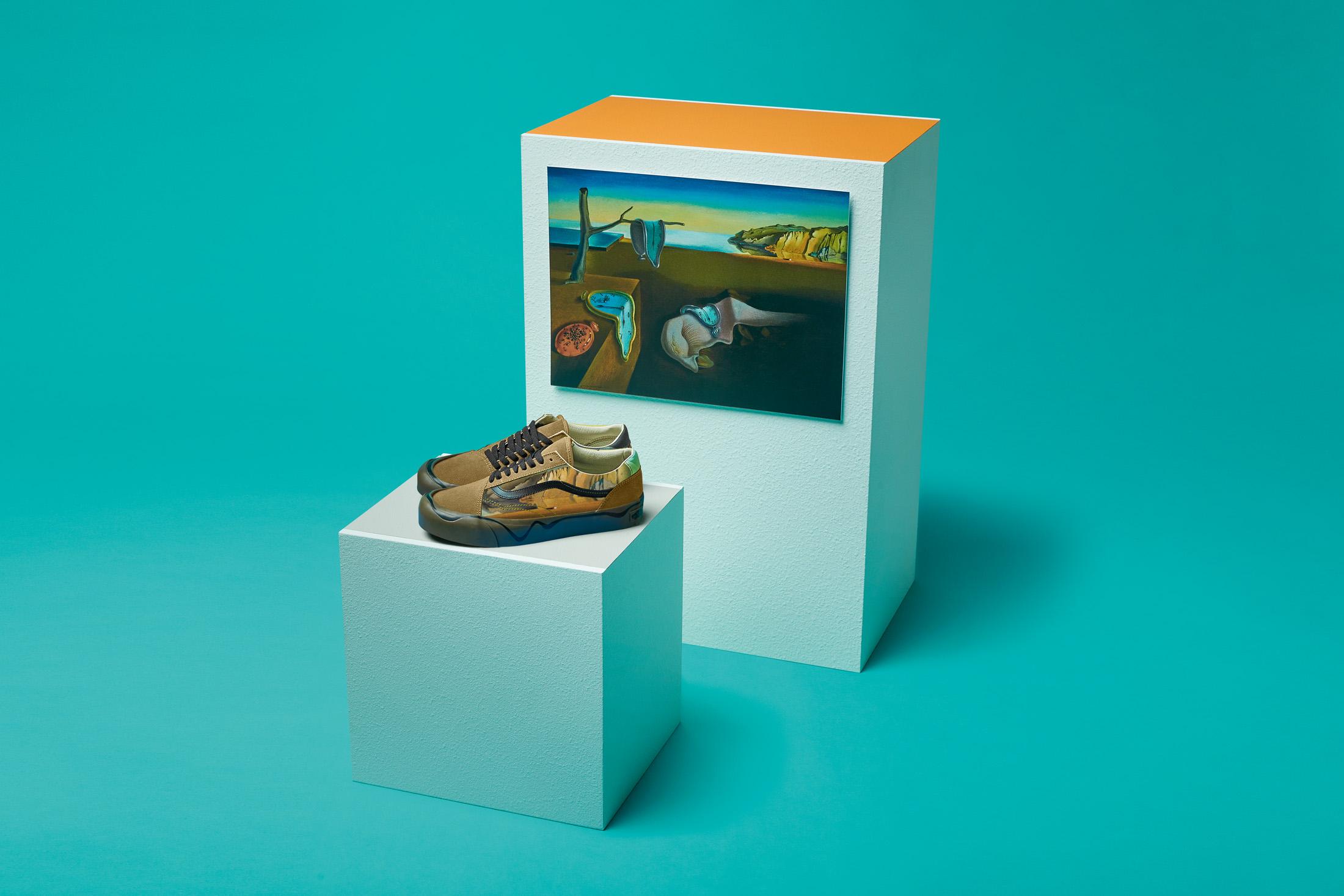 Vans y el MoMA se unen en una colección arty en honor a los artistas más universales del museo