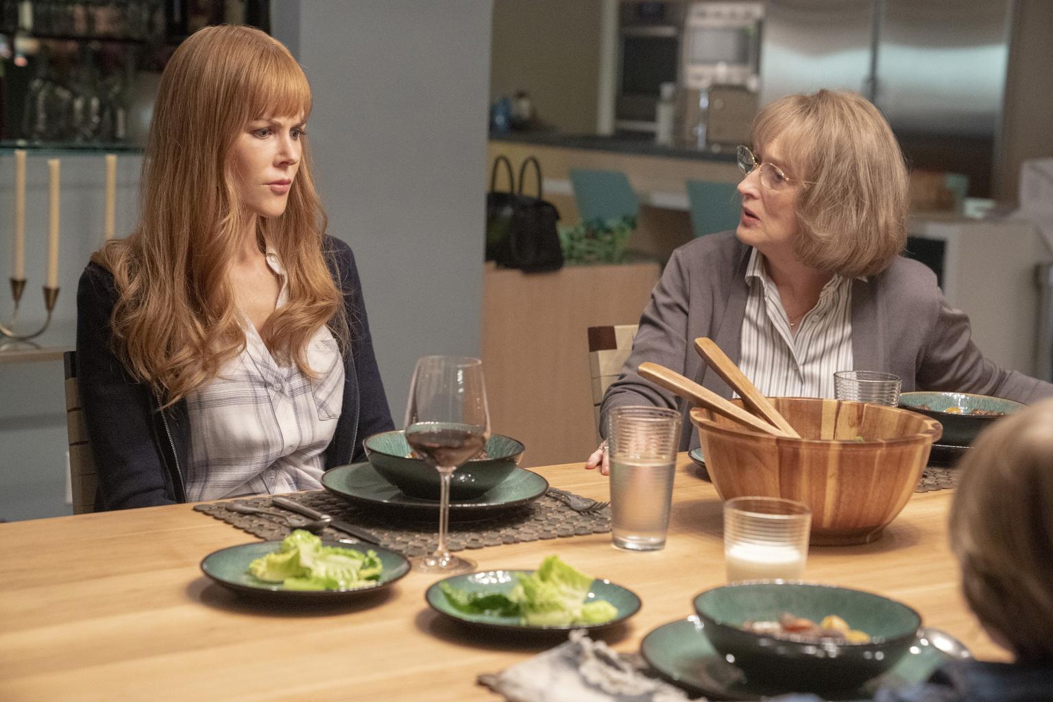 Meryl Streep y Nicole Kidman serán las protagonistas de un nuevo musical en Netflix