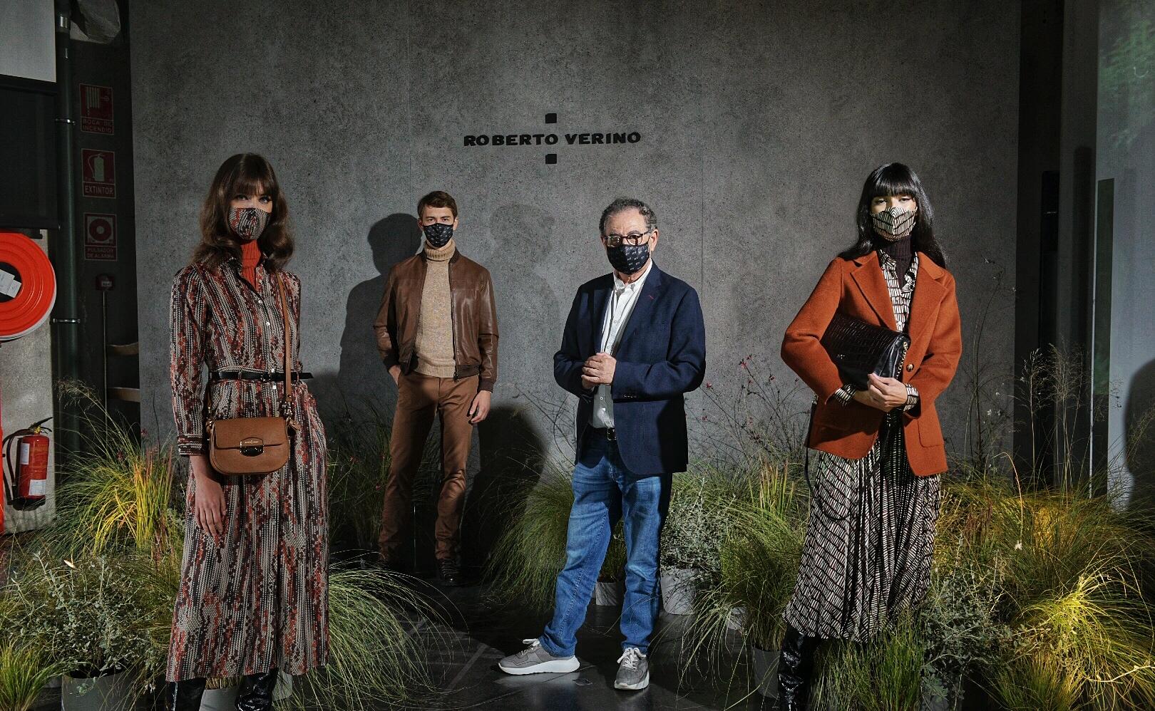 Roberto Verino inaugura la Semana de la Moda de Madrid con una colección que apuesta por el slow fashion