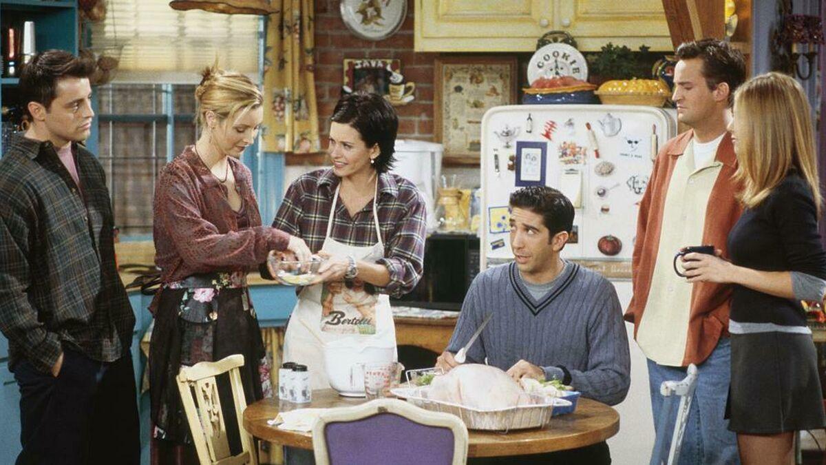 'Friends' celebra su 26 aniversario con un libro de recetas que no te puedes perder