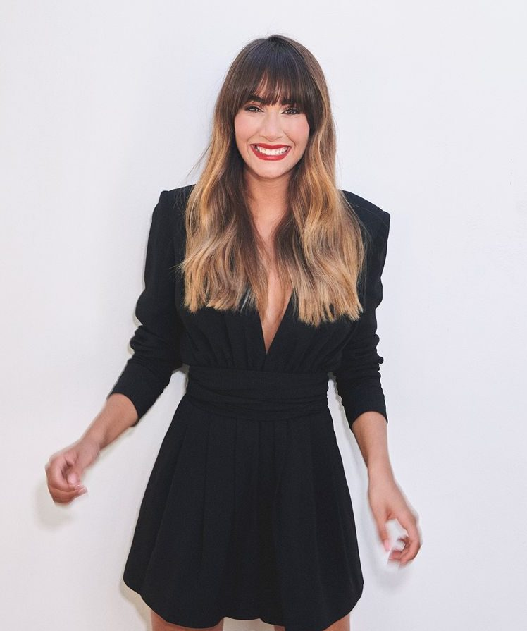Aitana se convierte en la nueva musa de YSL Beauty Music Talent