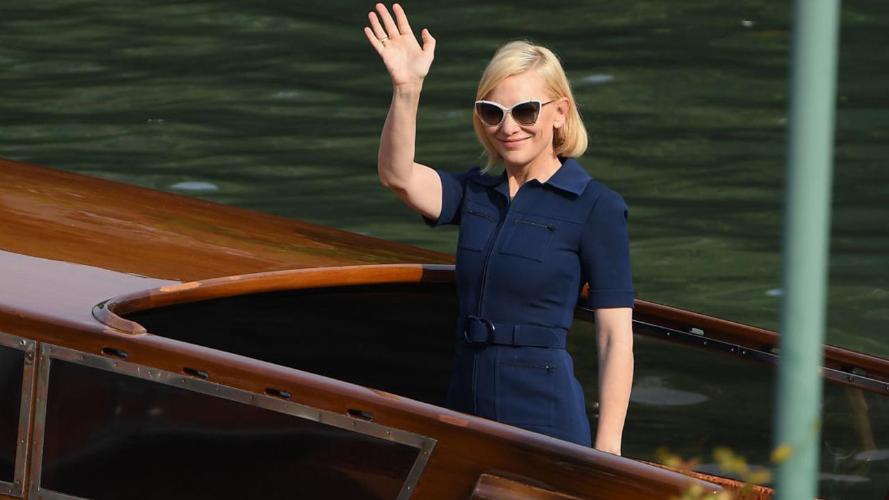 Cate Blanchett tiene el bolso favorito de la temporada y querrás tenerlo también