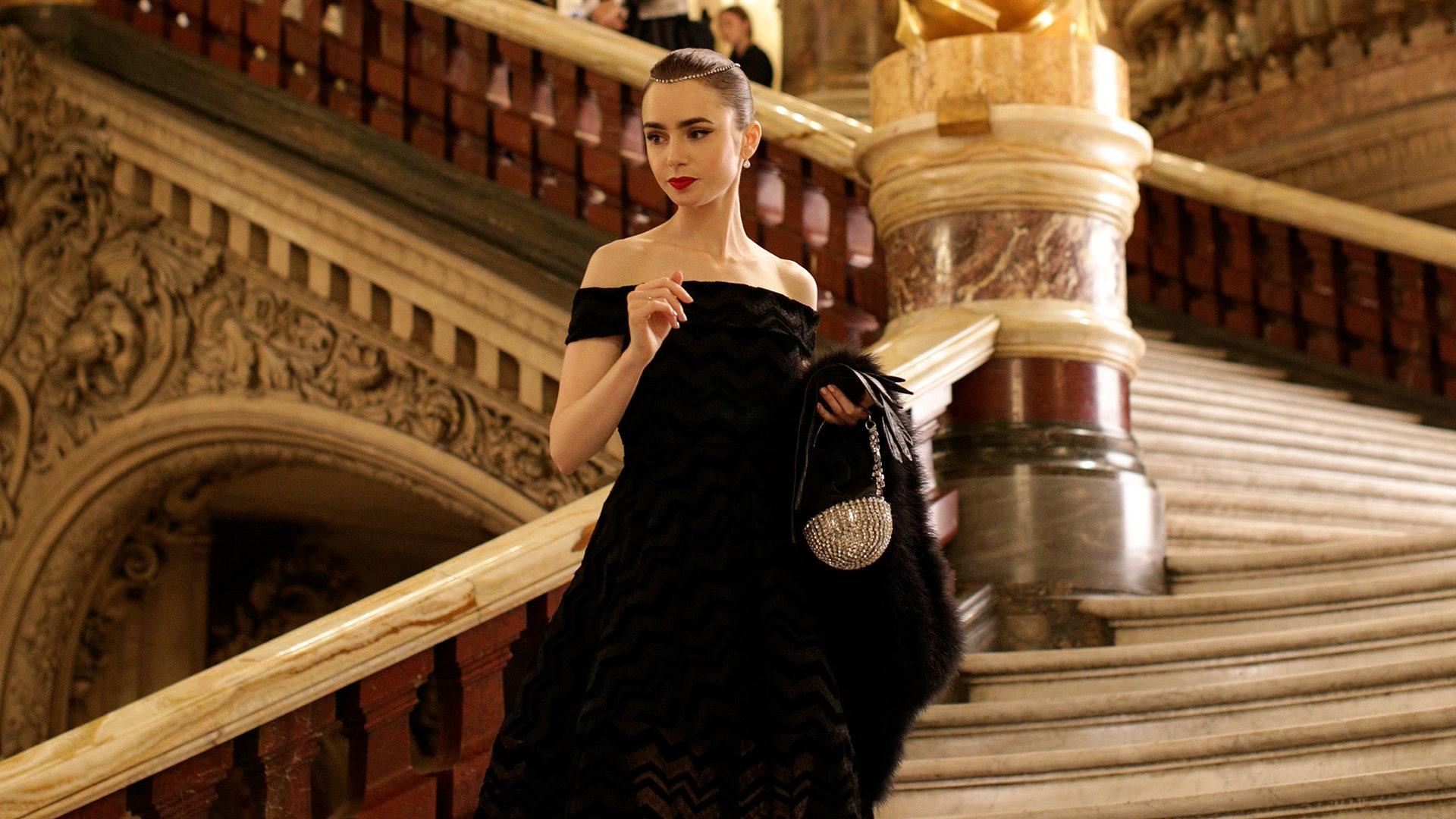 Así de maravilloso es el primer tráiler de 'Emily en Paris' con Lily Collins como la nueva Carrie