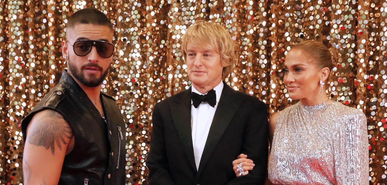 Jennifer Lopez y Maluma estrenarán su película 'Marry Me'...¡en San Valentín!