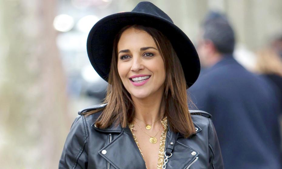 Paula Echevarría le da la bienvenida al otoño con un look low cost ideal