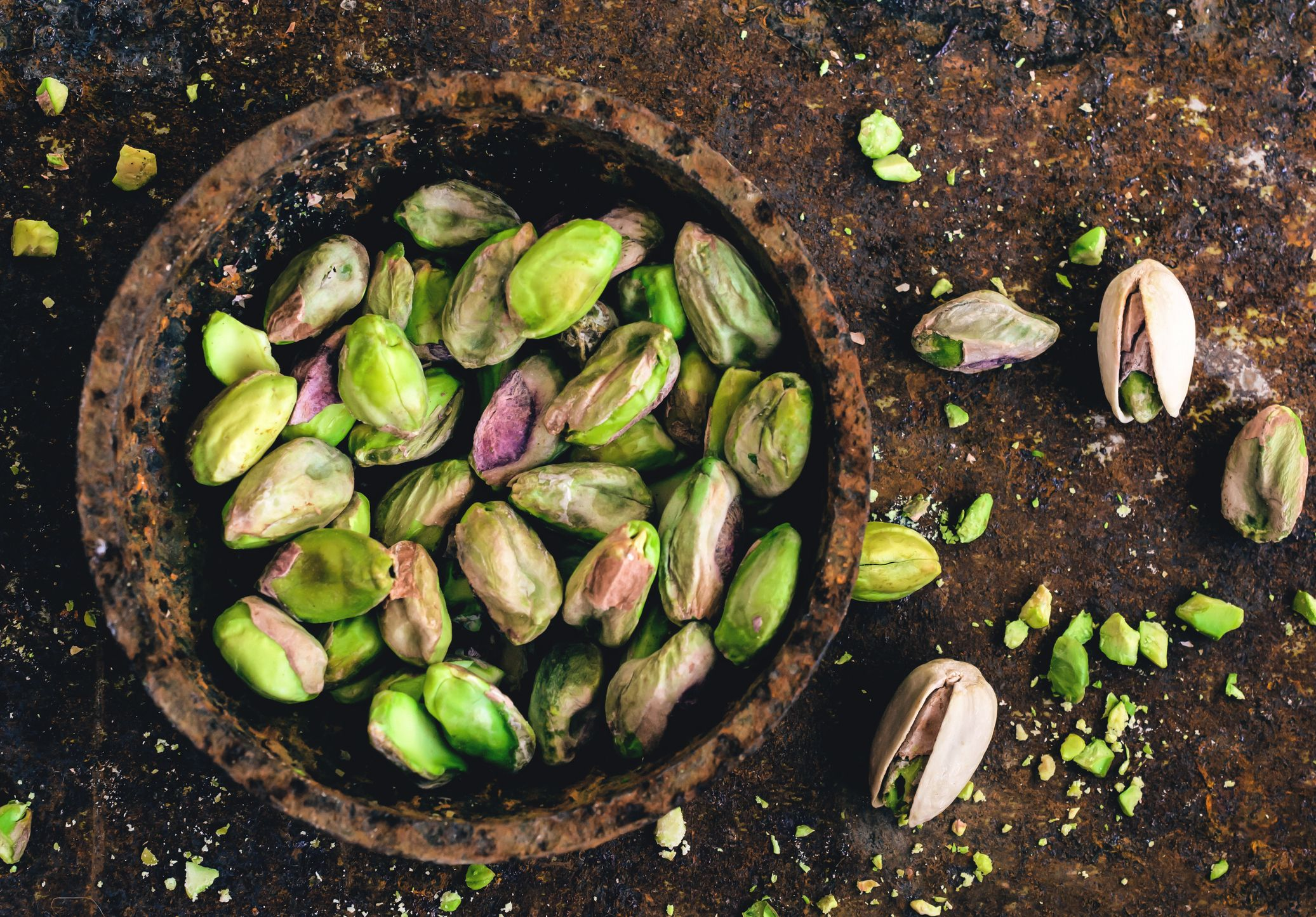Un estudio demuestra que los pistachos pueden ser buenos aliados en tu dieta