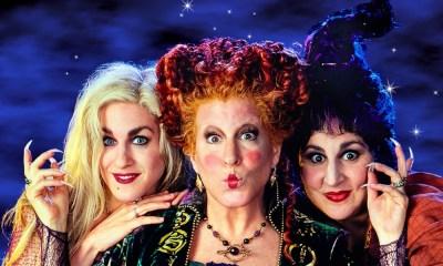 Las actrices de 'El retorno de las brujas' volverán a reunirse