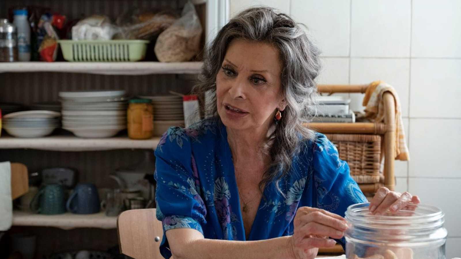 Sofía Loren vuelve al cine dirigida por su hijo para Netflix