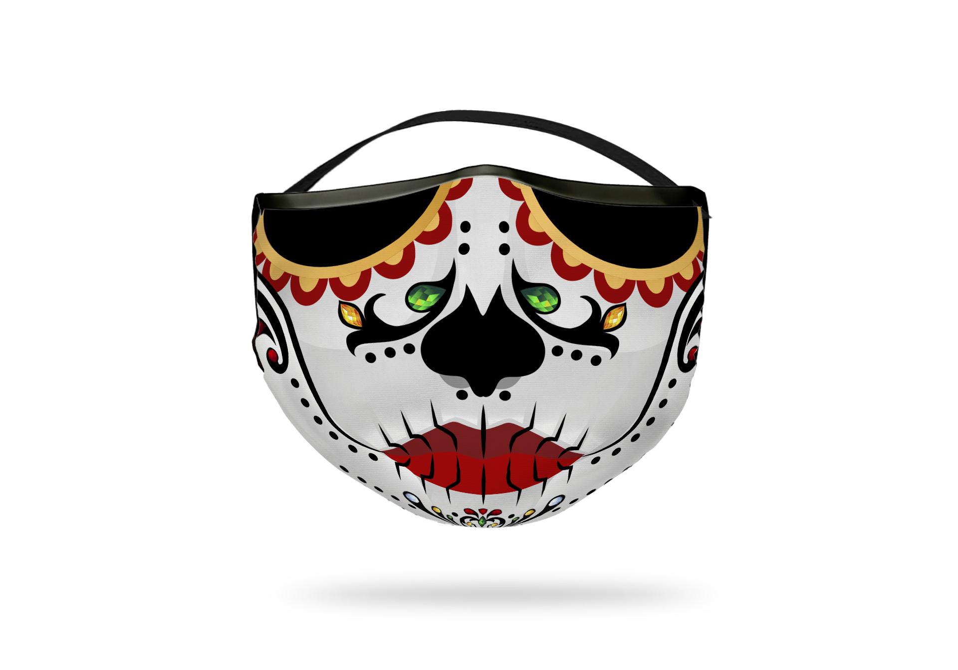 Flying Tiger lanza una colección limitada de mascarillas para Halloween
