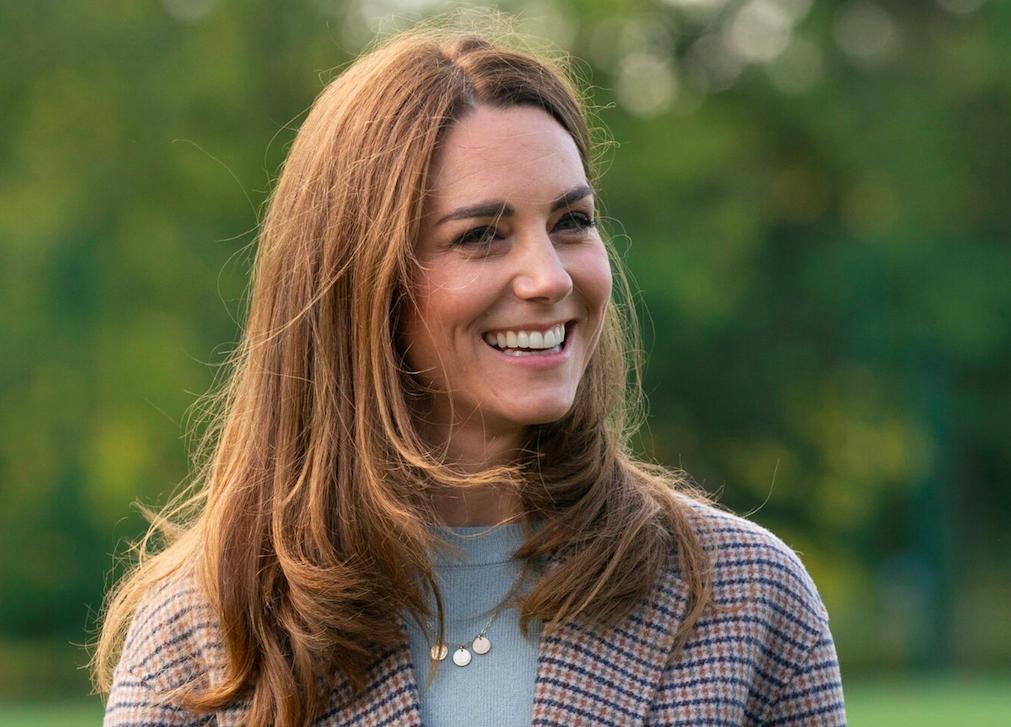 Kate Middleton vuelve a elegir Massimo Dutti y estrena el abrigo perfecto del invierno