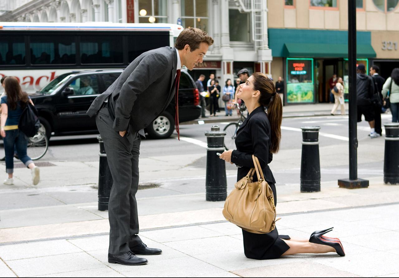 ¿Estarán juntos de nuevo Sandra Bullock y Ryan Reynolds en la pantalla grande?