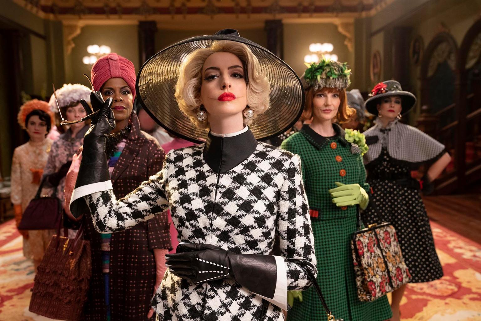 ¡Ya sabemos la fecha de estreno de 'The Witches' con Anne Hathaway!