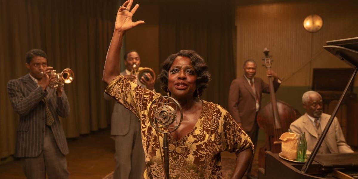 Ya hay fecha de estreno de 'La madre del blues', con Viola Davis en Netflix