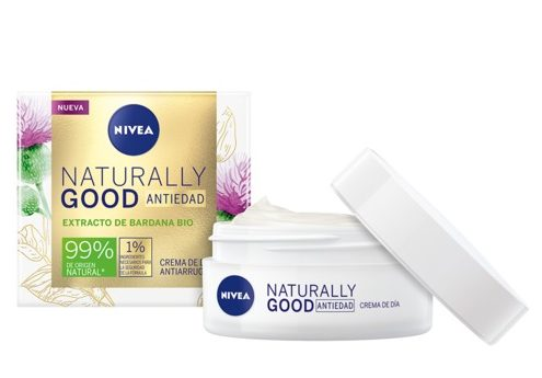Lo último de NIVEA es su gama Naturally Good