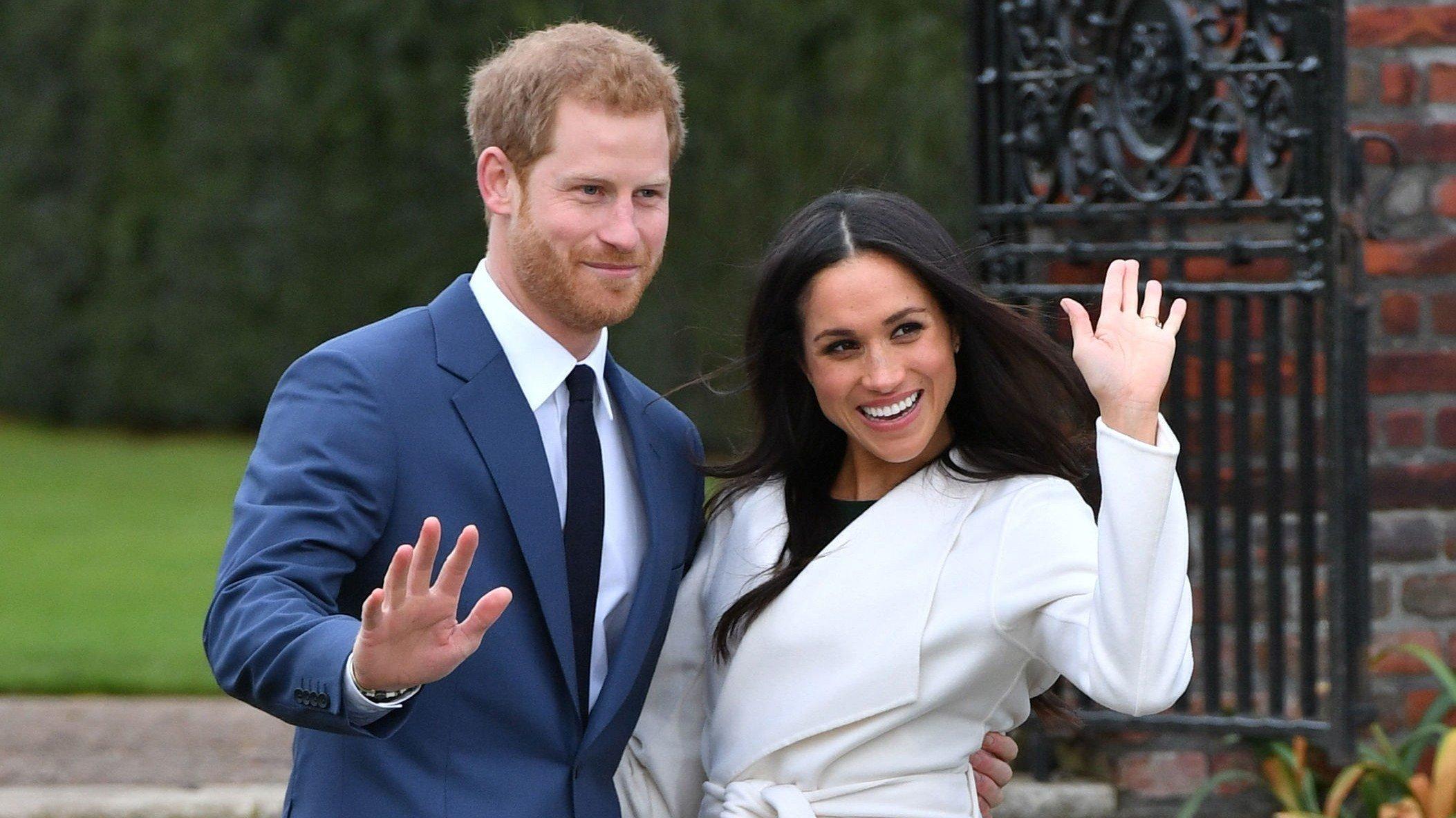 Meghan Markle y el príncipe Harry ya trabajan en su primera serie animada para Netflix