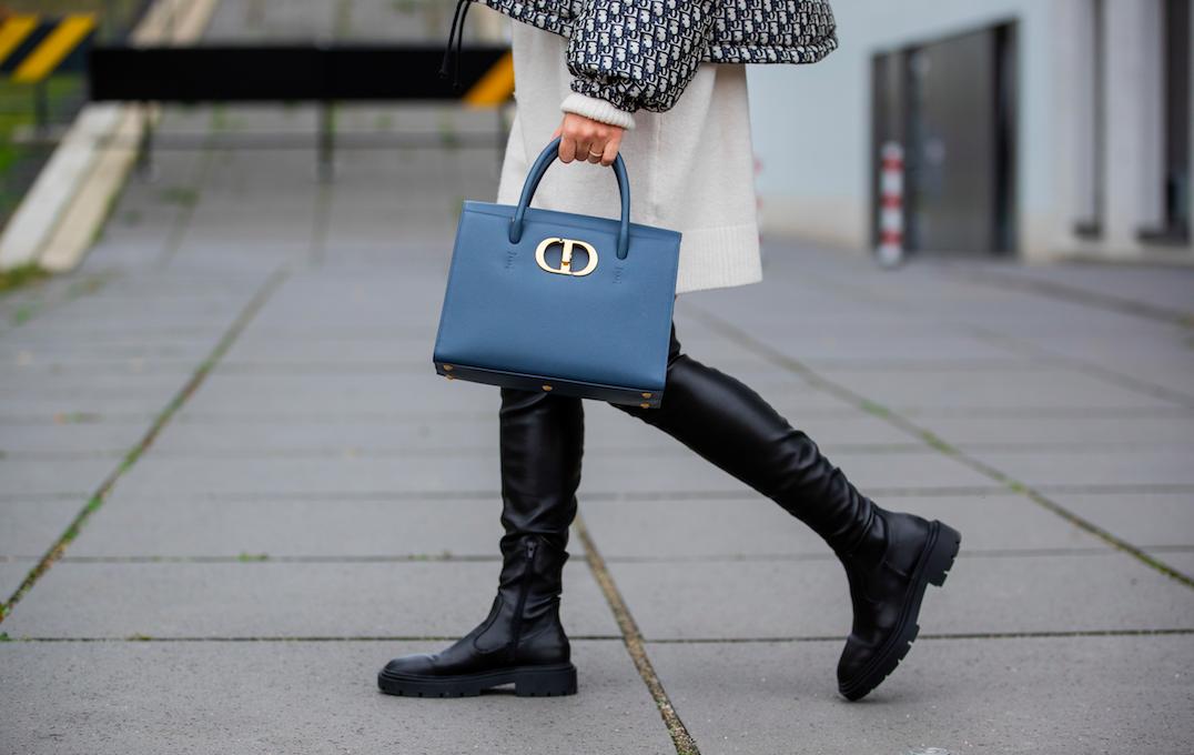 Nuevo objeto de dese: el nuevo bolso St. Honoré de Dior