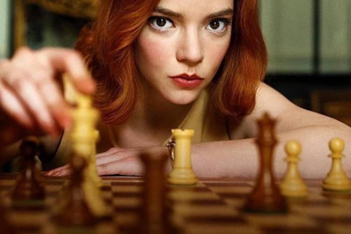 Gambito de dama hace historia como la serie más vista en la historia de Netflix