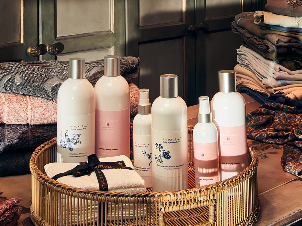 Rituals Laundry Collection, la nueva colección para la ropa de cama y hogar