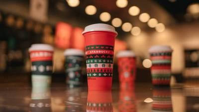 Starbucks quiere que nos enamoremos de su colección de Navidad