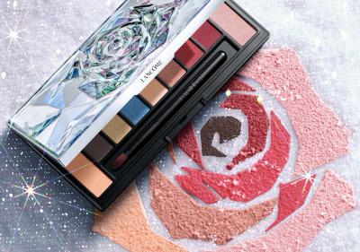 Lancôme by Sara Shakeel, el glitter llega a la Navidad 2020