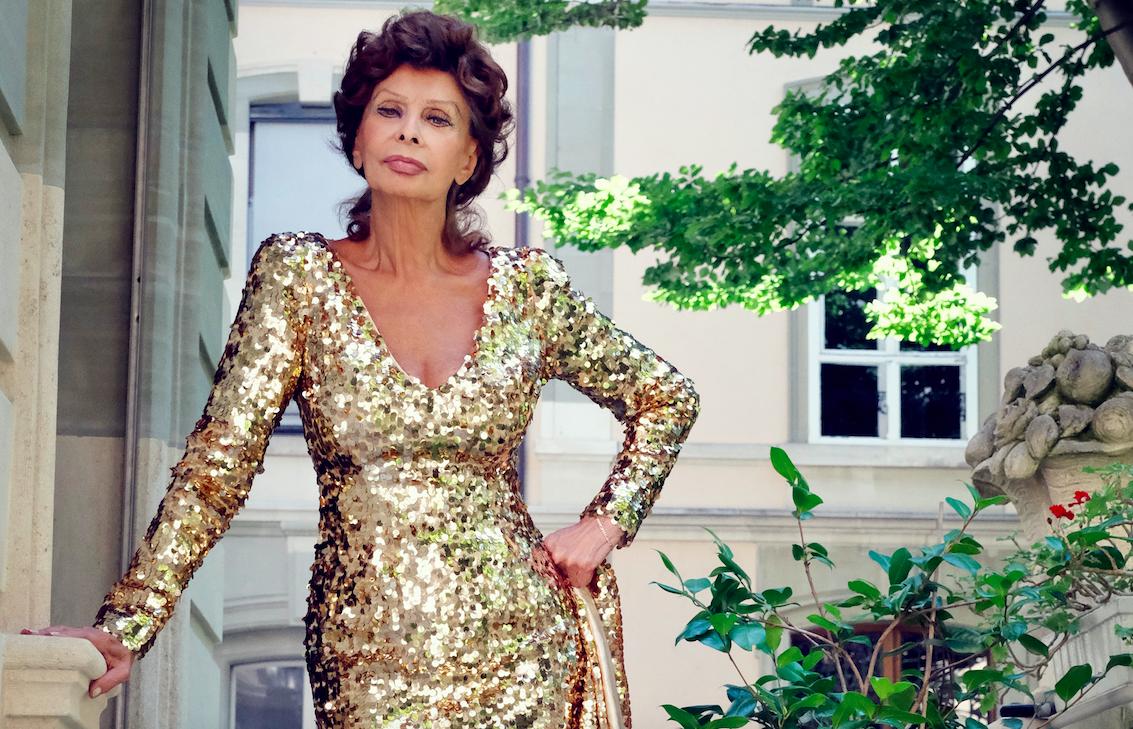 De mujer a mujer: la entrevista más íntima de Laura Pausini y Sofía Loren