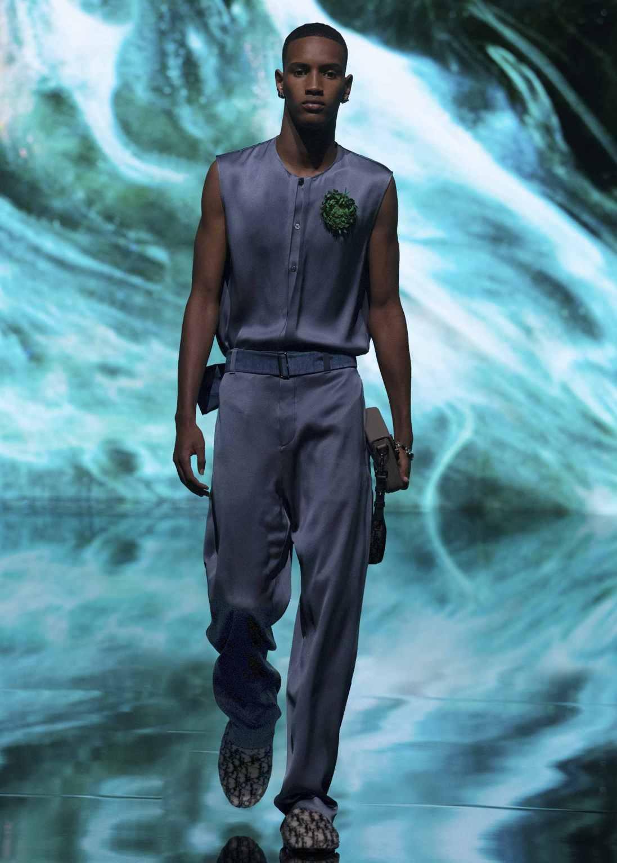 Así ha sido el futurista desfile de Dior Men: nuestros looks favoritos