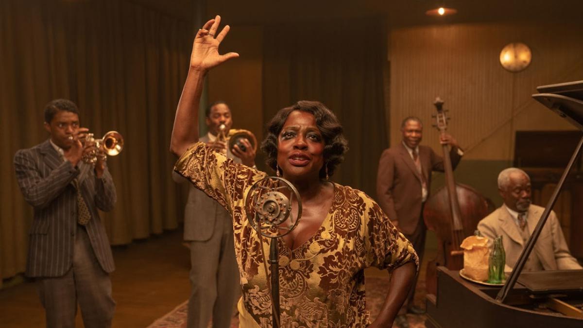 Así es 'La reina del blues', lo nuevo de Netflix y lo último de Chadwick Boseman