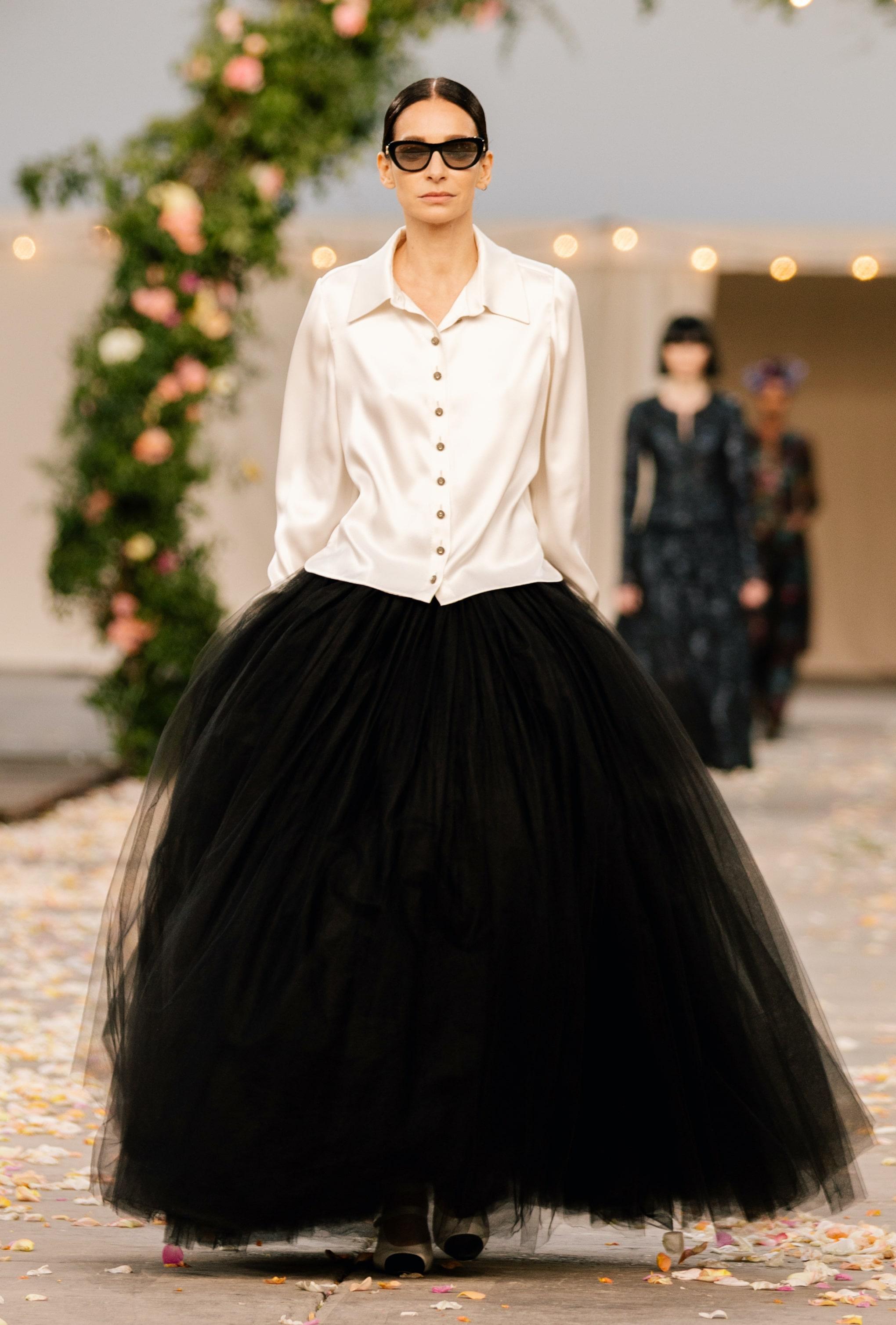 Chanel celebra a la Alta Costura con su colección primavera-verano 2021