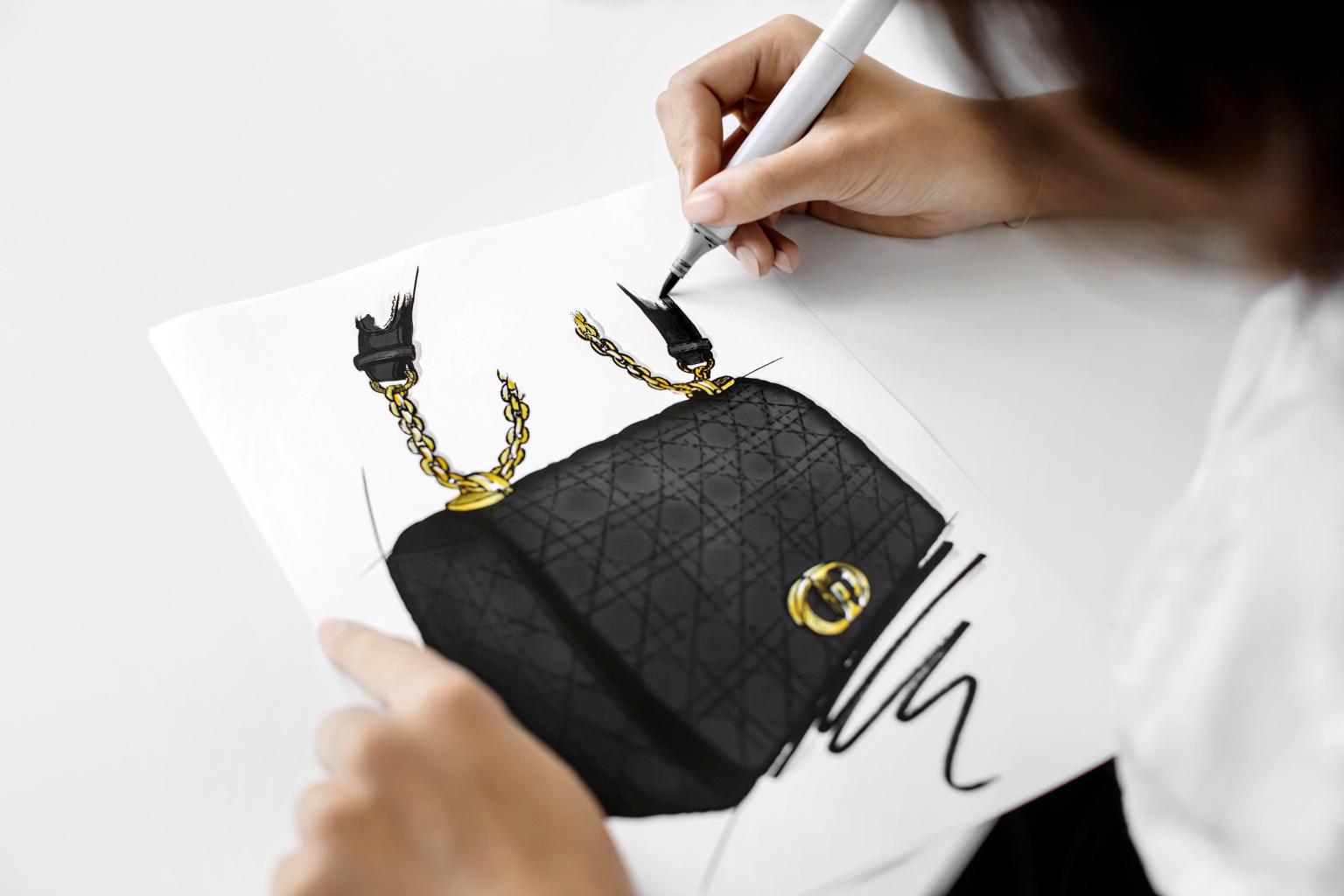 Nuevo objeto de deseo: Dior Caro y su savoir-faire