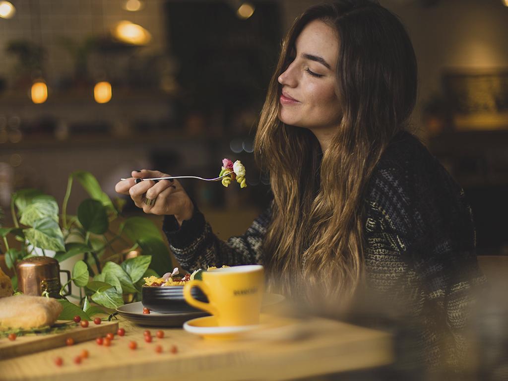 Mindful Eating, la tendencia que te ayuda a comer bien