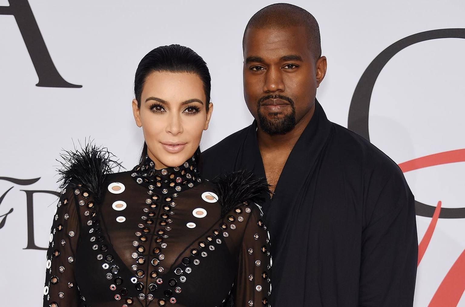 ¿Kim Kardashian le ha pedido el divorcio a Kanye West?