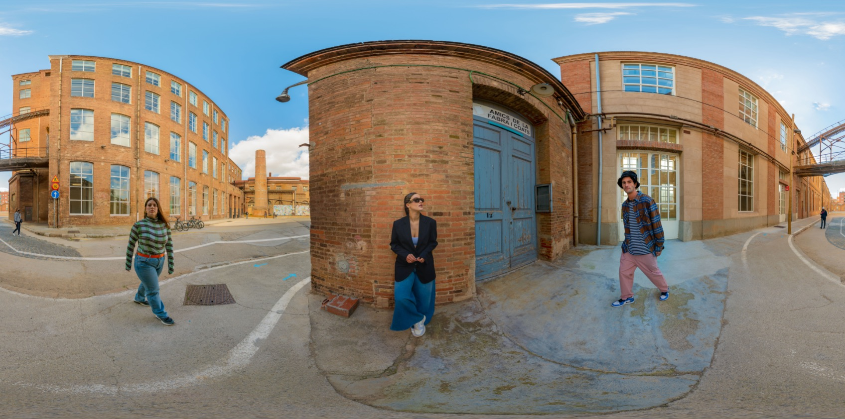 Zalando presenta el primer lookbook 360º junto a Google Street View