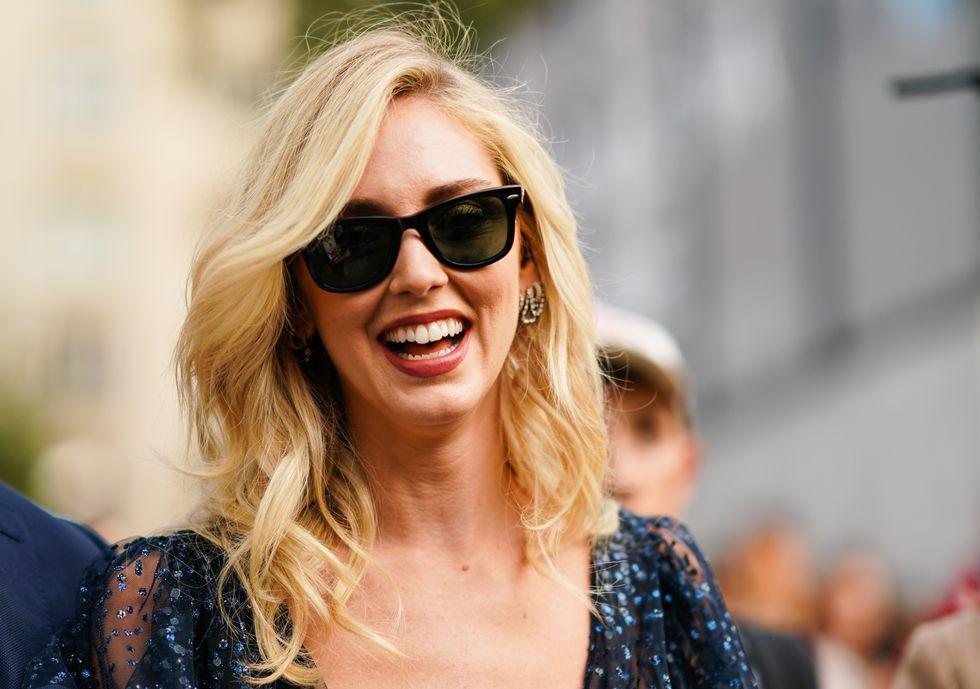 Chiara Ferragni lanza su primera colección de gafas de sol