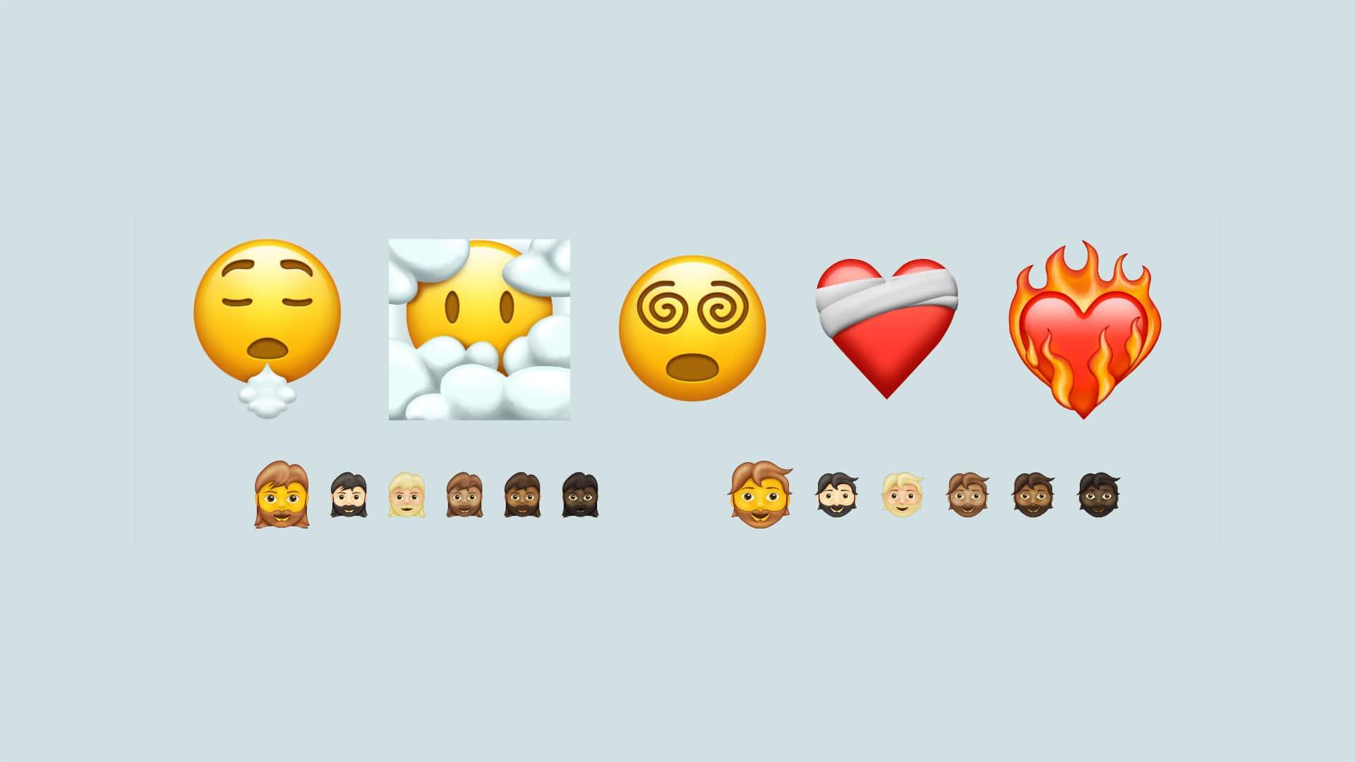 Apple lanzará nuevos e incluyentes emojis para iPhone