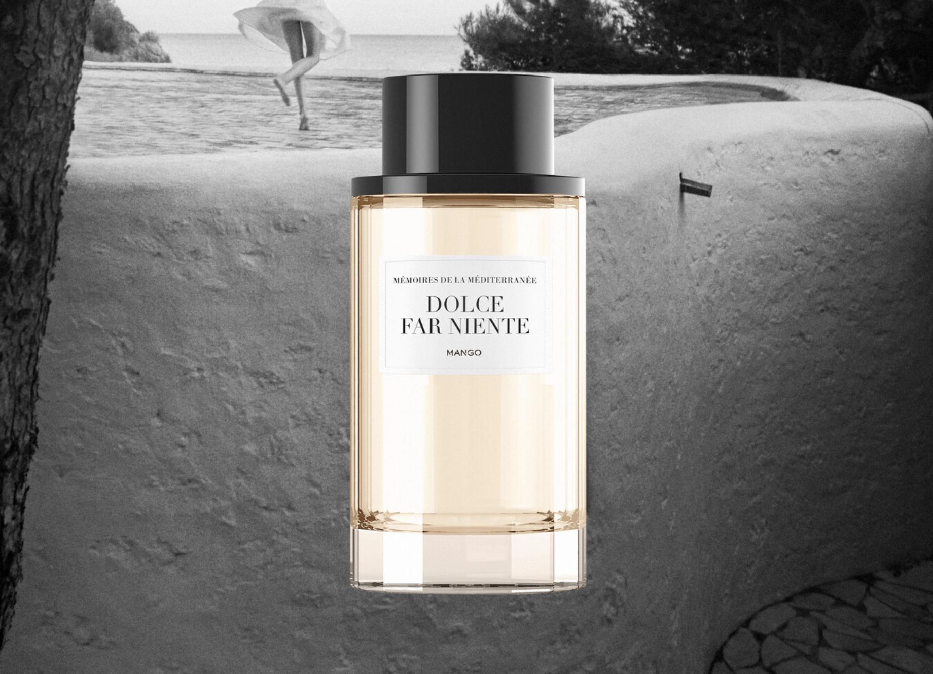 Mango lanza una colección de 12 perfumes inspirados en el Mediterráneo