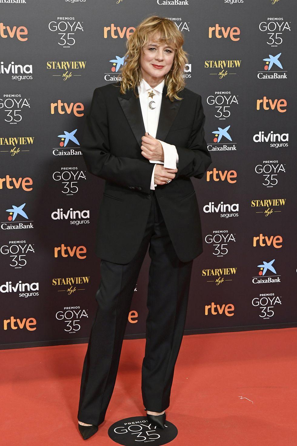 Los looks de los Premios Goya 2021