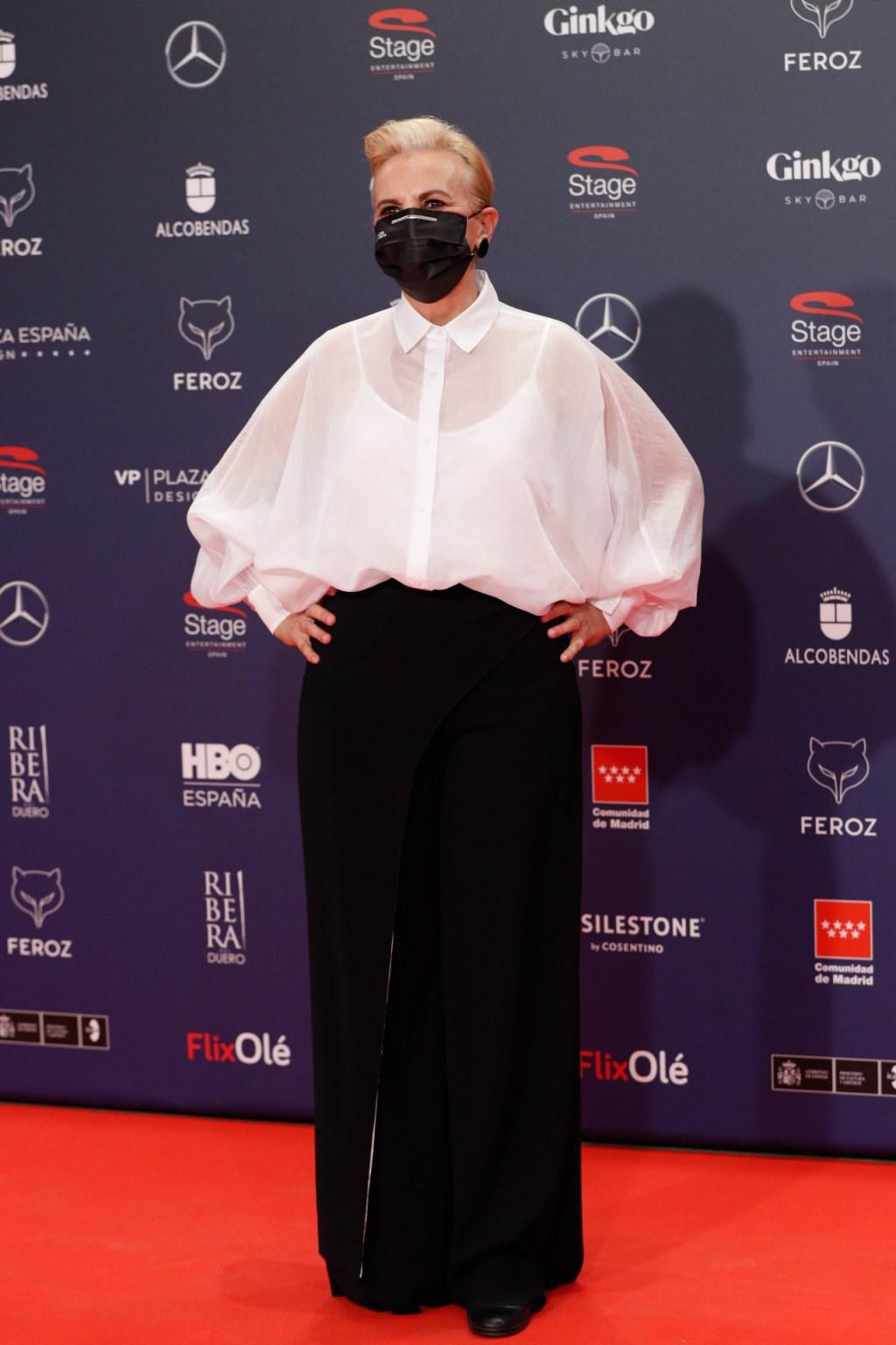 Todos los looks de la alfombra roja de los Premios Feroz 2021