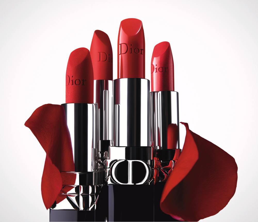 Rouge Dior ahora es recargable y tiene nuevo estuche joya