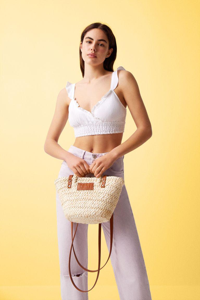 Nuevo objeto de deseo: el bolso personalizado de Pull and Bear