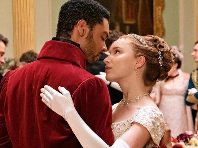 Lo que sabemos de la relación de Daphne y Simon para la segunda temporada de Bridgerton