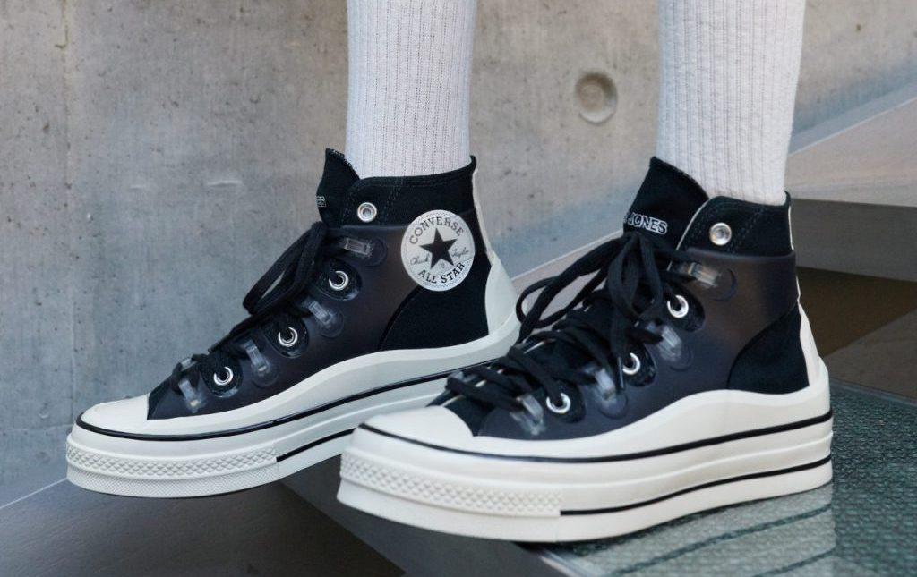 Kim Jones diseña las Converse más lujosas