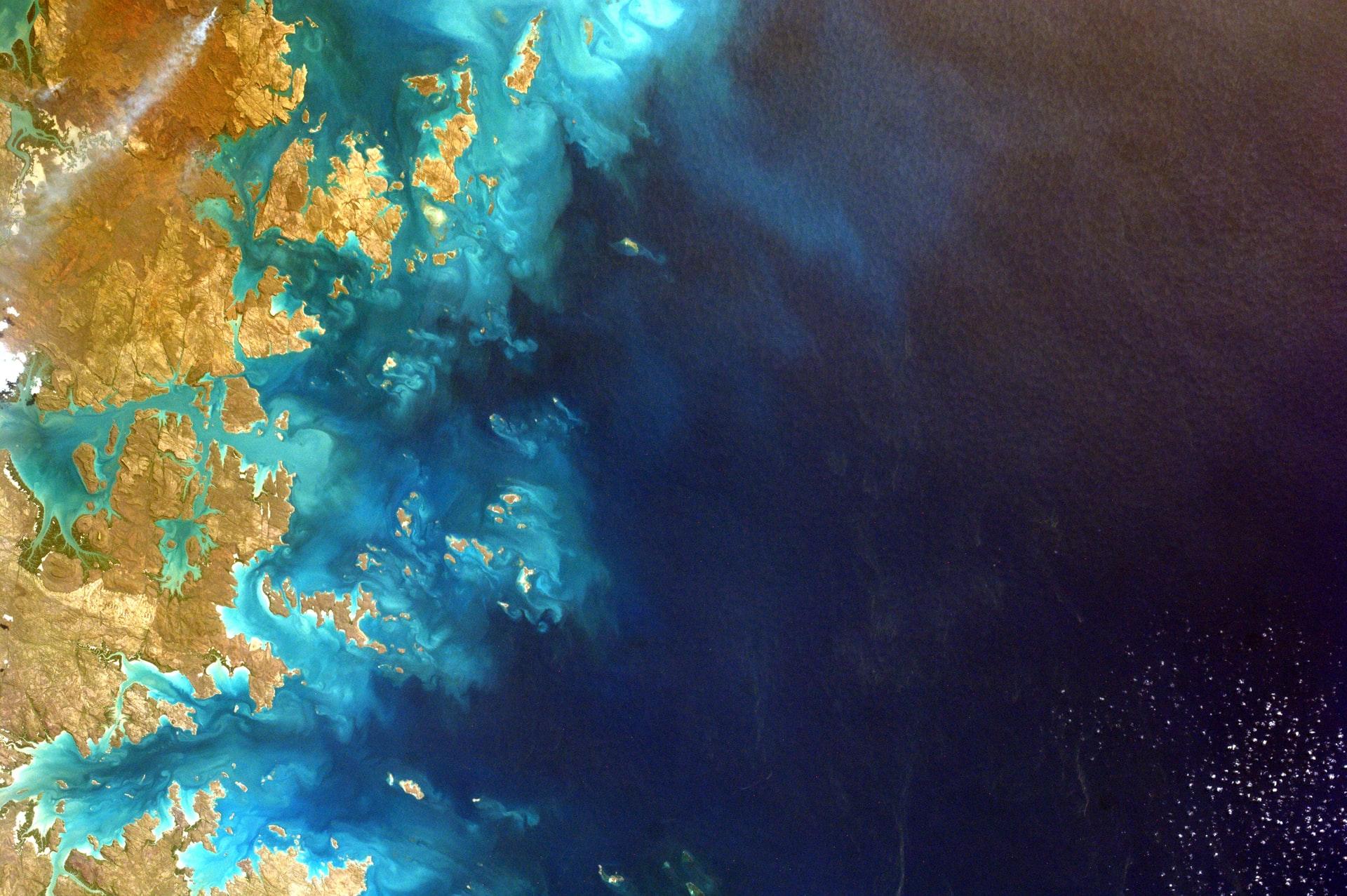 Google Earth nos muestra el cambio de la tierra en 15 años gracias a su nuevo timelapse