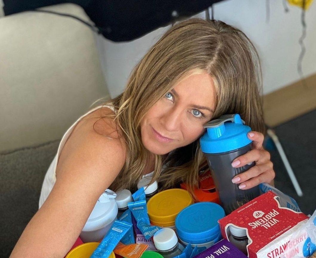 Colágeno, el secreto de belleza de Jennifer Aniston
