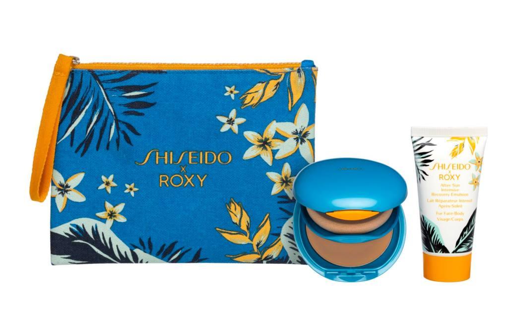 Nuevo objeto de deseo: los kits Shiseido x Roxy