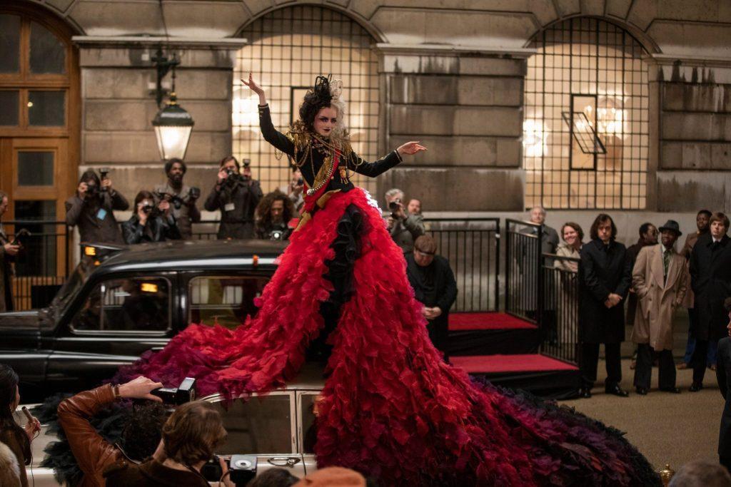 Así es el vestuario de Emma Stone en Cruella que incluye 47 cambios